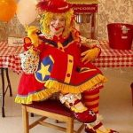 Party Clown For Hire in Tri Cities TN